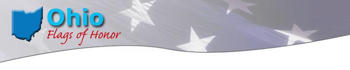 Ohio Flags Of Honor Traveling Memorial