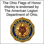 American Legion Department of Ohio logo
